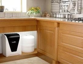 Lựa chọn máy lọc nước nào cho căn hộ chung cư?