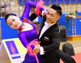 Màn nhảy nóng bỏng của kiện tướng dancesport 19 tuổi cổ vũ World Cup