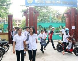 Hà Nam: Công bố điểm chuẩn đỗ vào THPT không chuyên năm học 2018 - 2019