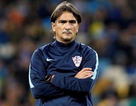 """HLV Croatia: """"Trận đấu với Argentina là thử thách dễ nhất"""""""