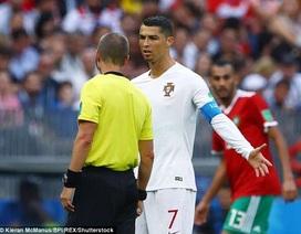 Cầu thủ Morocco tố Ronaldo tiểu xảo, diễn trò như gánh xiếc
