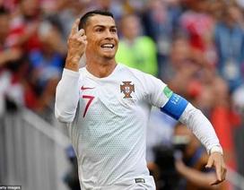 HLV đội Bồ Đào Nha ví C.Ronaldo như món rượu vang hảo hạng