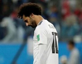Mohamed Salah: Ngôi sao đen đủi