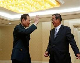 "Trung Quốc ""cắm rễ"" sâu ở Campuchia"