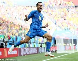 Brazil 2-0 Costa Rica: Vỡ òa trong 6 phút bù giờ