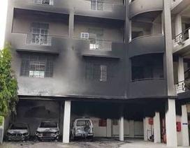 Khởi tố thêm 8 đối tượng gây rối trước trụ sở UBND tỉnh