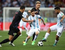 Con số cho thấy sự thảm hại của cặp Messi, Aguero
