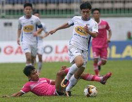 Công Phượng và Xuân Trường ghi bàn, HA Gia Lai đánh bại Sài Gòn FC