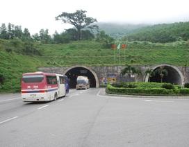 Nhà đầu tư muốn trả lại hầm Hải Vân sau 12 năm khai thác