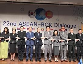 Hàn Quốc ủng hộ giải quyết hòa bình các tranh chấp trên Biển Đông
