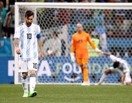 Cổ động viên kêu gọi Messi từ giã đội tuyển Argentina
