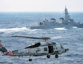 Trung Quốc bị nghi chiếu laser vào phi công quân sự Mỹ
