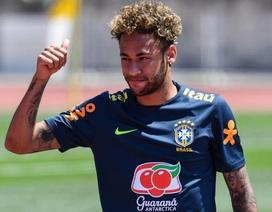 Brazil đón tin vui từ Neymar, công bố đội trưởng mới