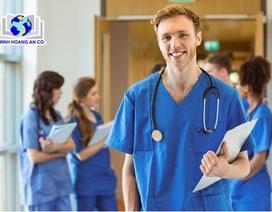 Tuyển sinh du học ngành Y tại Ukraine kỳ nhập học tháng 10/2018