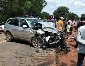 Cảnh sát kết luận vụ tai nạn khiến phu nhân Hoàng thân Campuchia thiệt mạng