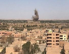 """Liên quân Mỹ bị """"tố"""" không kích Syria làm ít nhất 8 người chết"""
