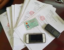 Bóc gỡ đường dây chuyên bán giấy khám sức khỏe giả cho người dân