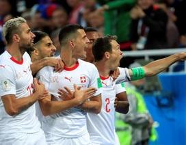 Bật mí kiểu ăn mừng 'cánh đại bàng' của tuyển Thụy Sĩ