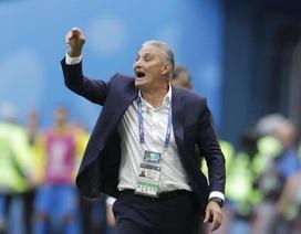 """HLV Brazil: """"Chúng tôi không cần trọng tài giúp đỡ để chiến thắng"""""""