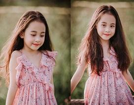 """""""Bản sao Chi Pu"""" 7 tuổi xinh càng lớn càng xinh"""