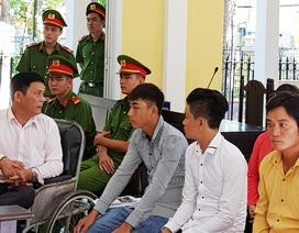 Cả nhà vào tù vì chống người thi hành công vụ