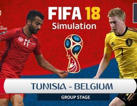 Bỉ - Tunisia: Tăng nhịp vận hành