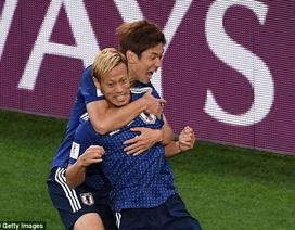 Nhật Bản 2-2 Senegal: Tuyệt vời tinh thần Samurai