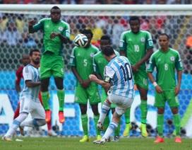 Argentina - Nigeria: Trận chiến sống còn