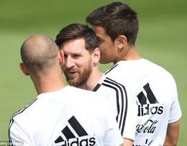 Messi tuyên bố chưa giải nghệ chừng nào chưa vô địch World Cup