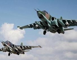 Nga rút máy bay về nước trước quyết định nóng của Mỹ tại Syria