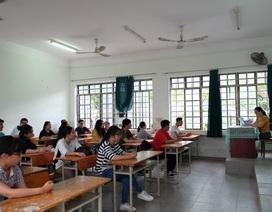 Đà Nẵng: Bố trí 3 phòng thi riêng cho 3 thí sinh khiếm thị