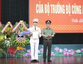 Bổ nhiệm tân Giám đốc Công an tỉnh Đắk Lắk