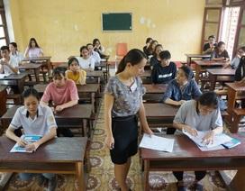 Thanh Hóa: Một môn Ngoại ngữ có 3 thí sinh dự thi