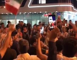 Cổ động viên Iran làm ồn bên ngoài khách sạn, phá giấc ngủ của C.Ronaldo