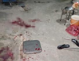 Truy xét nhóm đối tượng đâm chết người đàn ông trên bàn nhậu