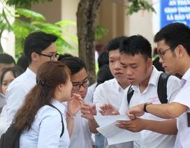 4.105 thí sinh bỏ thi môn Ngữ văn, 27 thí sinh vi phạm quy chế thi
