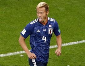 Keisuke Honda đi vào lịch sử World Cup