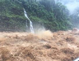 25 người chết và mất tích do mưa lũ ở miền núi phía Bắc