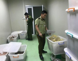 Hà Nội: Ngang nhiên sản xuất mỹ phẩm chưa có phép