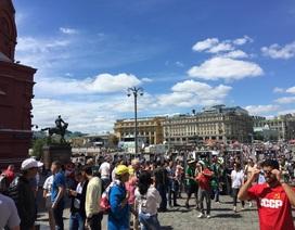 Ký sự nước Nga: World Cup là nơi giao thoa của các nền văn hoá