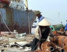 Trung Quốc cấm nhập, sắt thép phế liệu dồn dập về Việt Nam