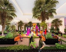 Sắp cất nóc khu đô thị khép kín 3 nghìn tỉ Sunshine Garden
