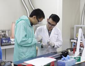 Sinh viên ngành Công nghệ Vật liệu trường ĐH Thành Tây được bảo trợ việc làm