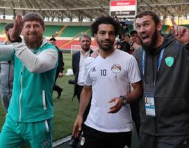 Salah cân nhắc chia tay đội tuyển Ai Cập sau World Cup 2018