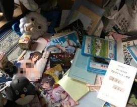 Nhật Bản: Mẹ phát hiện con đọc truyện khiêu dâm nhờ… động đất