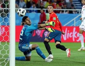Tây Ban Nha 2-2 Ma rốc: Ngôi đầu bảng nghẹt thở