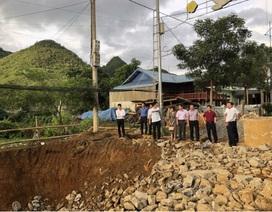 1000 tấn xi măng hỗ trợ khắc phục thiệt hại mưa lũ tại Lai Châu