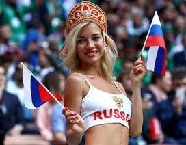 Nữ thần World Cup 2018 khẳng định không đóng phim người lớn