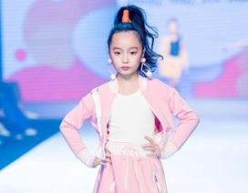 Mẫu nhí Huỳnh Phương Anh - Nàng công chúa của sàn diễn thời trang trẻ em