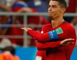 HLV Bồ Đào Nha bênh vực C.Ronaldo sau quả phạt đền hỏng
